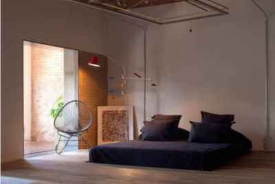 Spacious loft in the center of Barcelona
